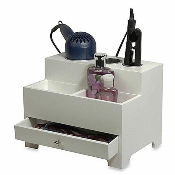 accessoires-de-salle-de-bain-petite-commode-d'accessoires