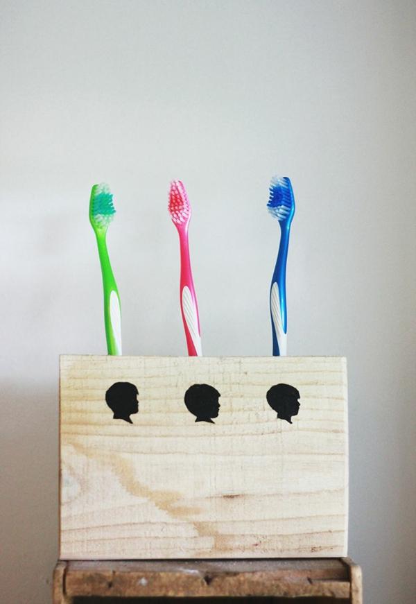 accessoires-de-salle-de-bain-porte-brosses-à-dents