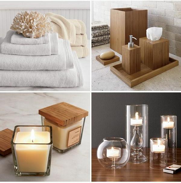 accessoires-de-salle-de-bain-stylés-aromathérapie