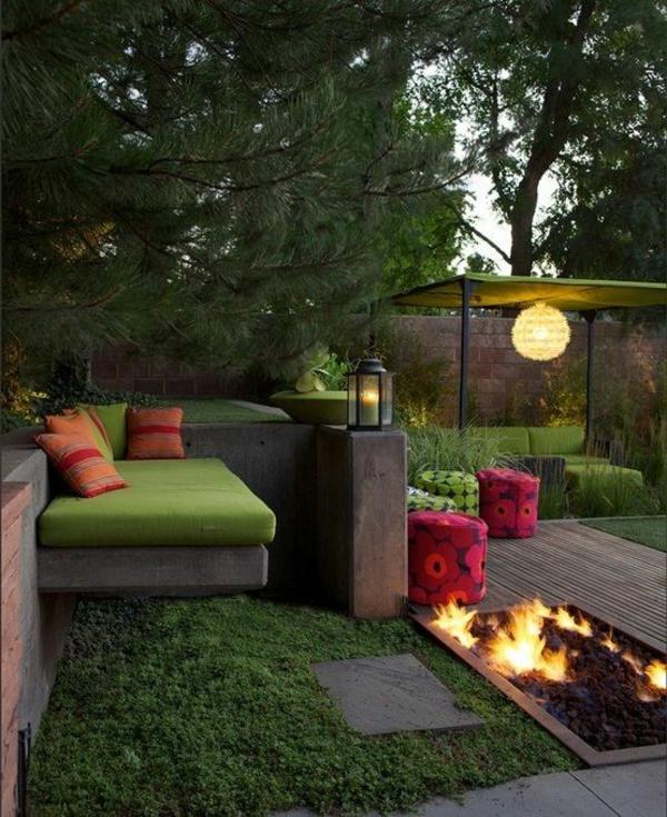 aménagement-jardin-moderne-bois