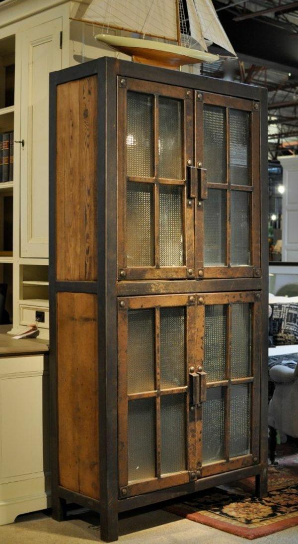 L armoire ancienne pour votre demeure moderne - Comment renover une maison ancienne ...