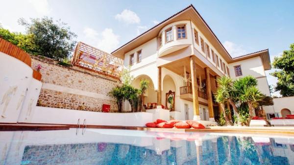 antalya-Turquie-puding-marina-residence-piscine-maison