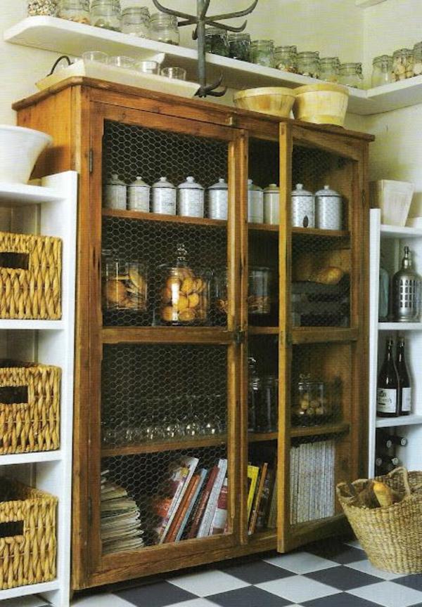L armoire ancienne pour votre demeure moderne - Comment demonter une armoire ancienne ...