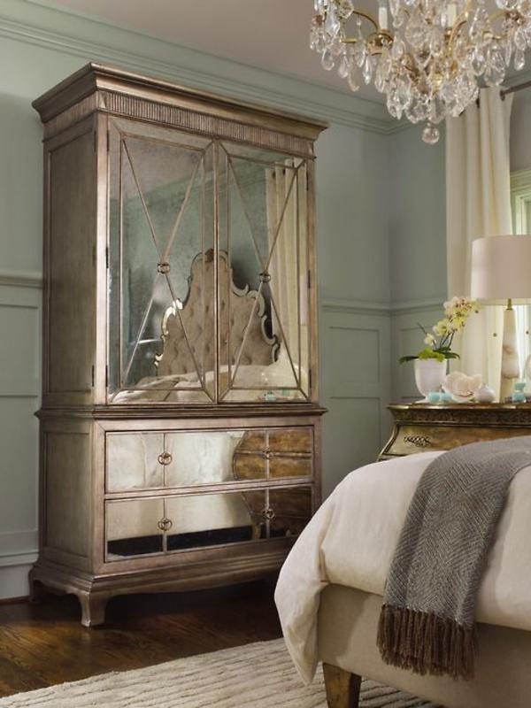 armoire-ancienne-miroire-vintage