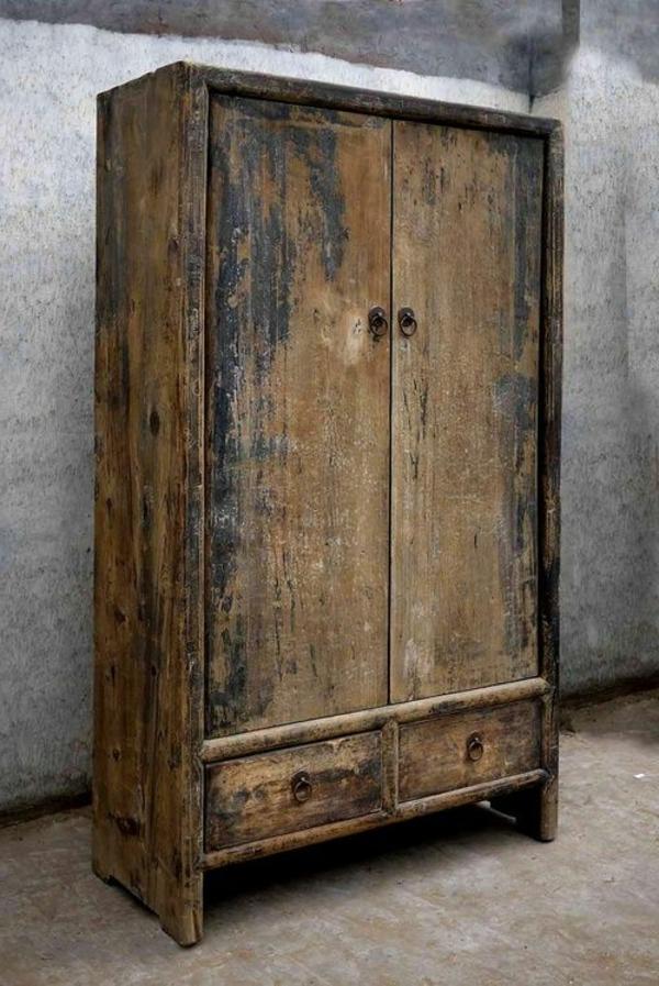 armoire-ancienne-vintage-marron