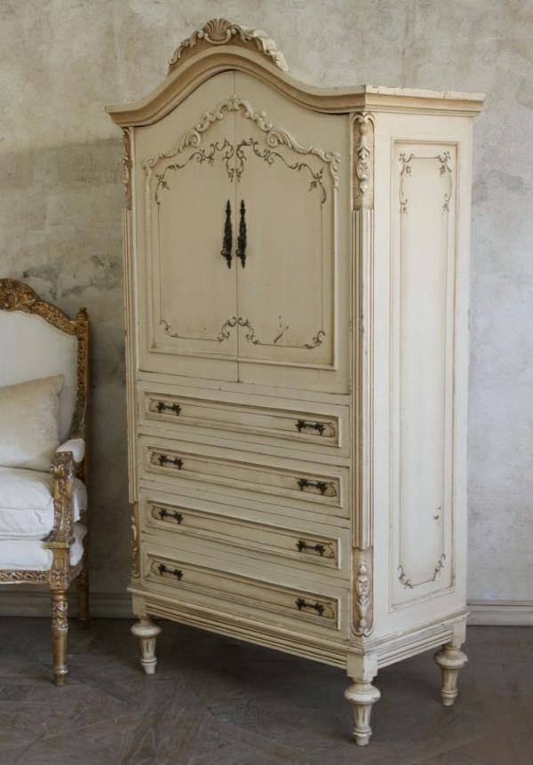L armoire ancienne pour votre demeure moderne - Comment deplacer une armoire lourde facilement ...