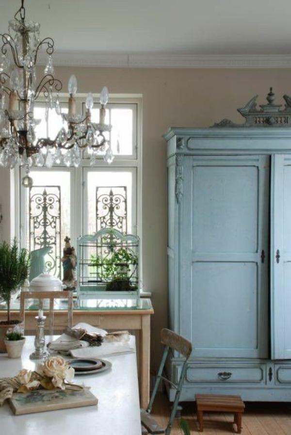 armoire-bleu-chambre-salon