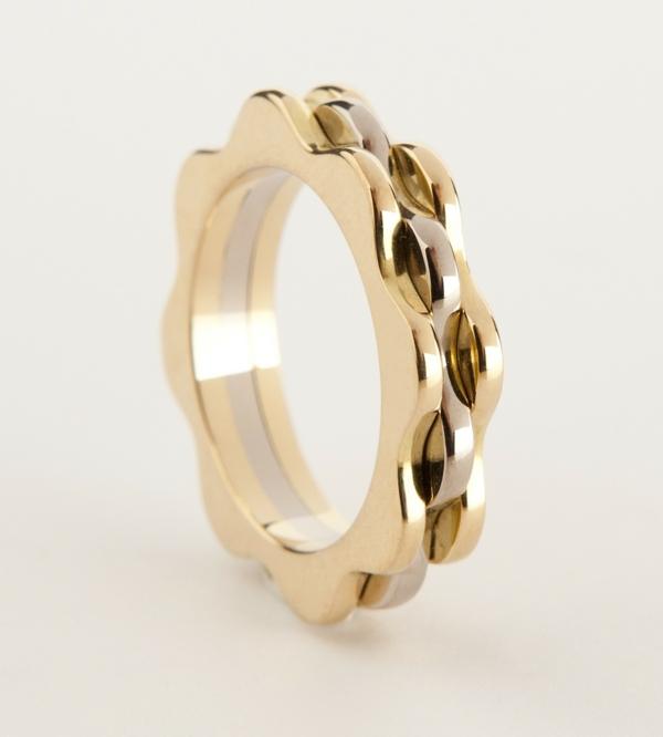 Bague 3 anneaux signification