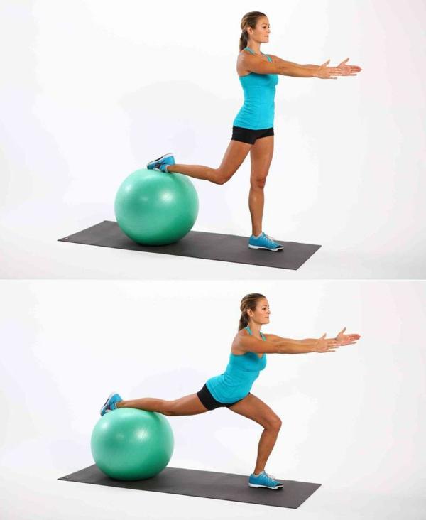 ballon-de-gymnastique-exercice-pou-les-pieds