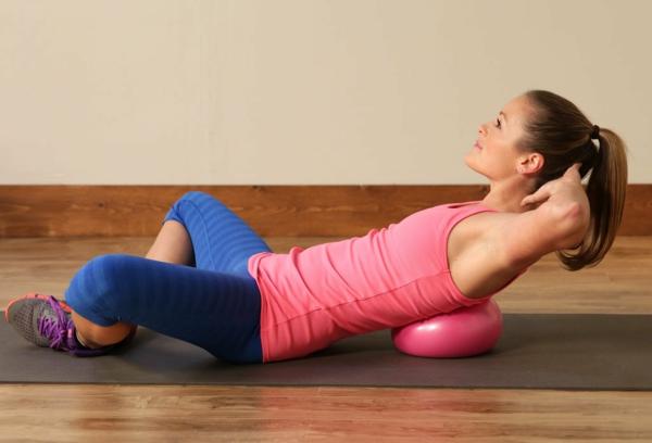 ballon-de-gymnastique-force-et-flexibilité