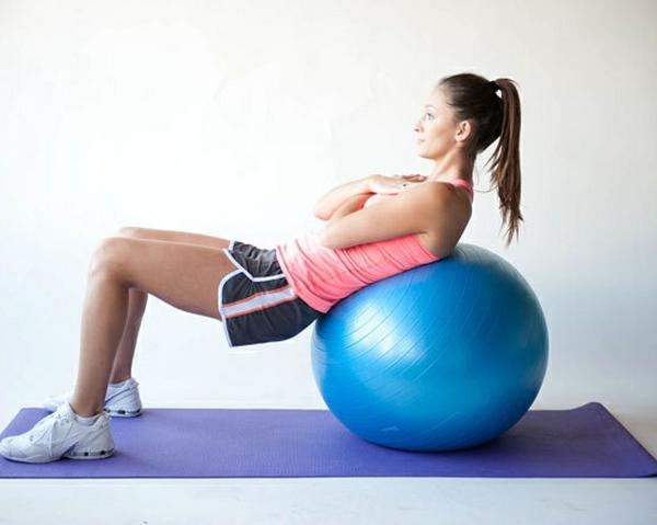 ballon-de-gymnastique-stabiliser-le-torse