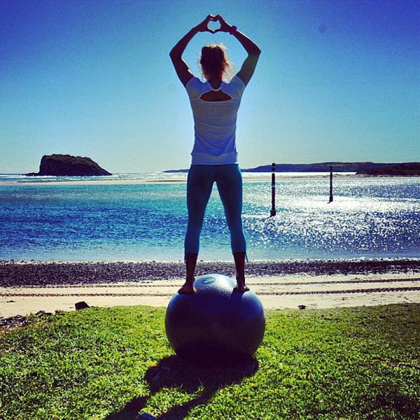 ballon-de-gymnastique-un-équilibre-parfait