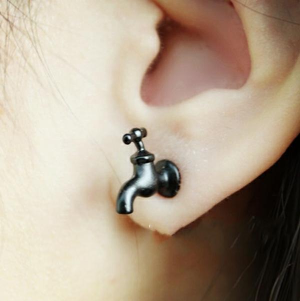 boucles-d'oreilles-originales-idée-creative-eau