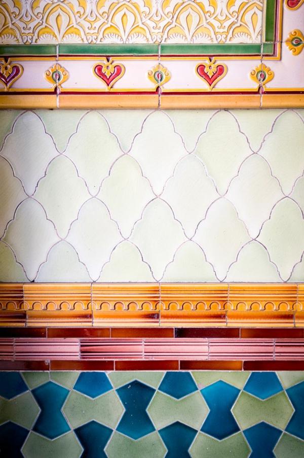 carrelage-coloré-mural