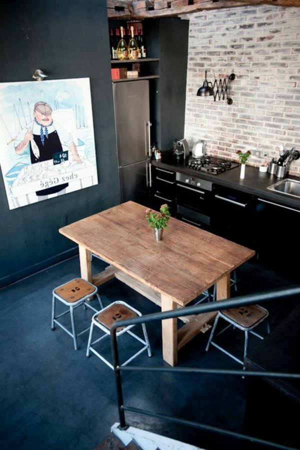 carrelage-cuisine-moderne-noir
