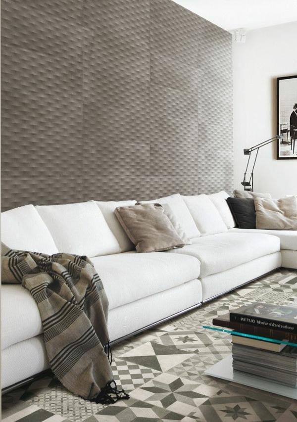 carrelage-gris-salon-moderne