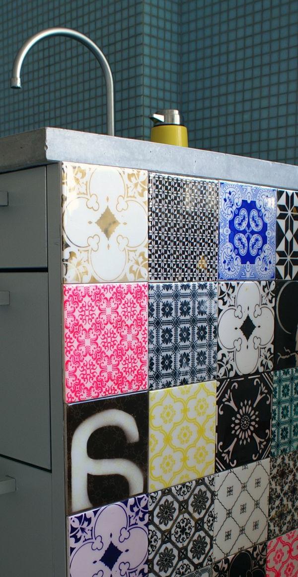 carrelage-mural-coloré
