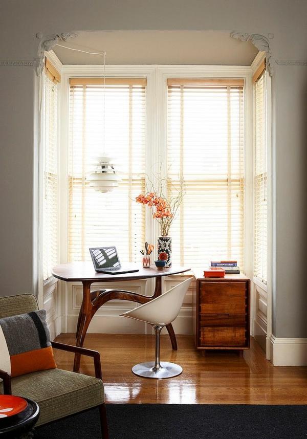 chaise-de-bureau-blanc-créative-idée