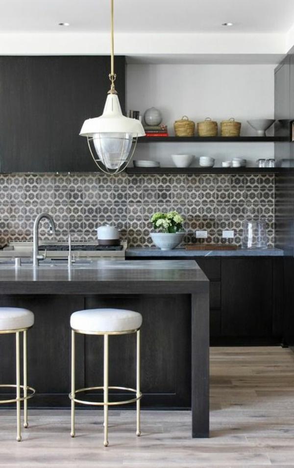 les chaises hautes de bar pour votre int rieur moderne. Black Bedroom Furniture Sets. Home Design Ideas