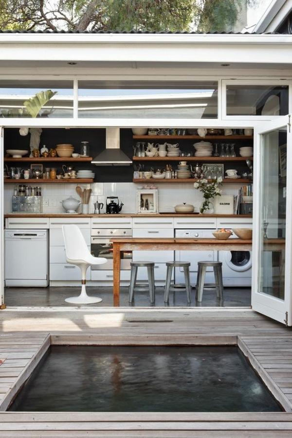 chaise-haute-cuisine-moderne