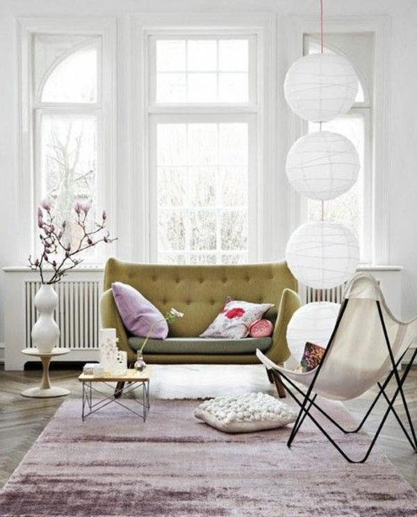 chaise-papillon-tissu-blanc