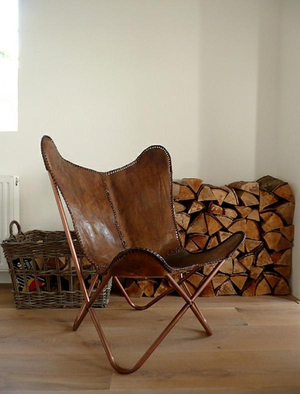 chaise-papillon