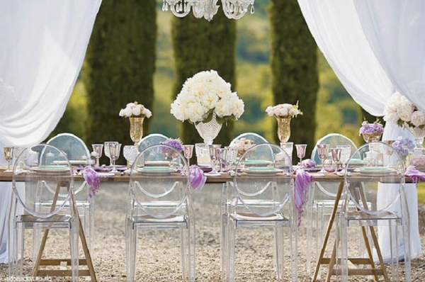 chaise-transparente-décorations-de-mariages