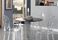 Retrouvez la chaise transparente, un beau bijou pour votre intérieur!