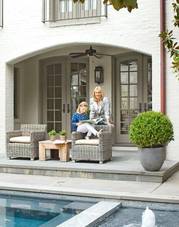 chaise-tressée-chaises-confortables-pour-l'extérieur
