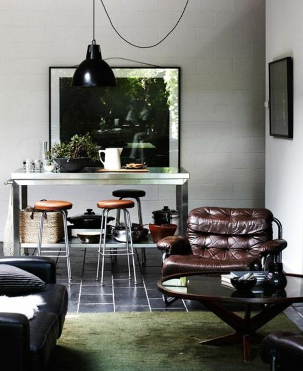 chaises-hautes-de-bar-moderne