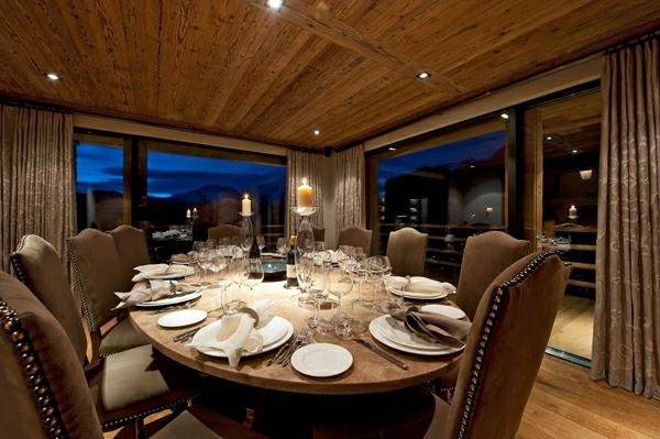 chalet-suisse-chalet-Norte-salle-de-déjeuner