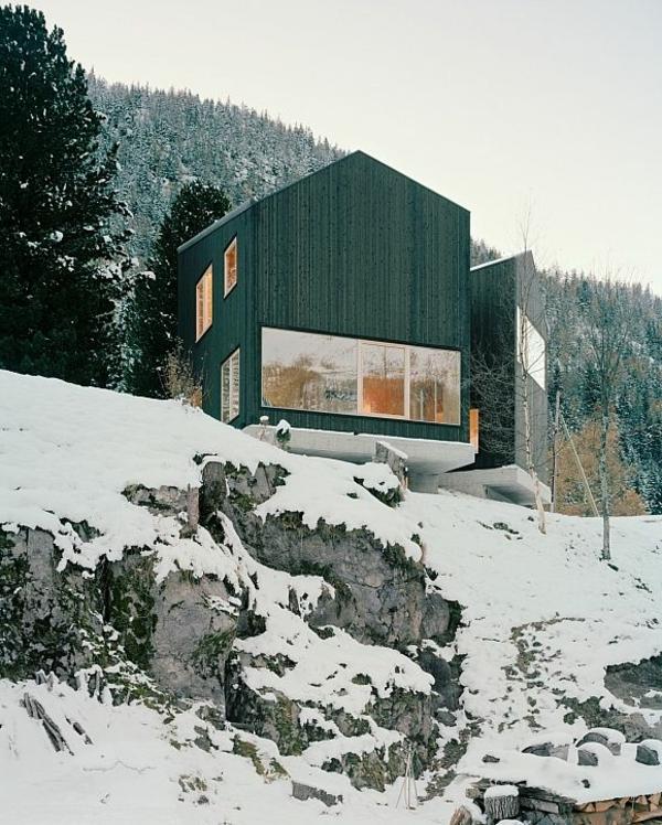 Le confort et la beaut du chalet suisse en photos for Petit chalet prefabrique