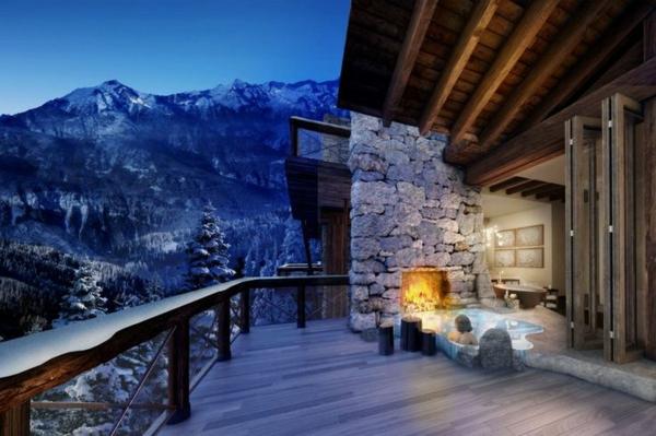 chalet-suisse-cheminée-extérieure