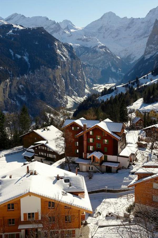 chalet-suisse-les-chalets-au-sein-de-la-montagne