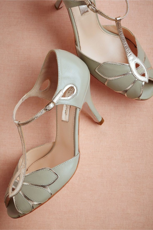chaussures-de-salsa-chaussures-vertes