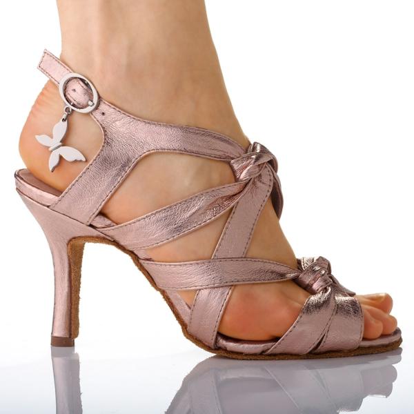 chaussures-de-salsa-en-rose-coquet