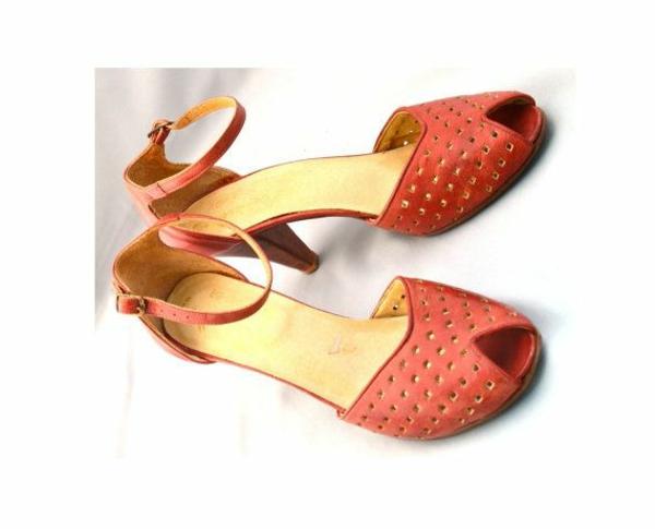 chaussures-de-salsa-modèle-convenable