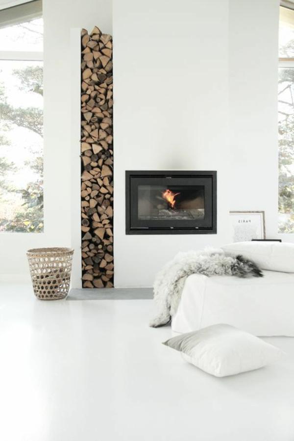 cheminée-salon-simple-rénover-sa-maison