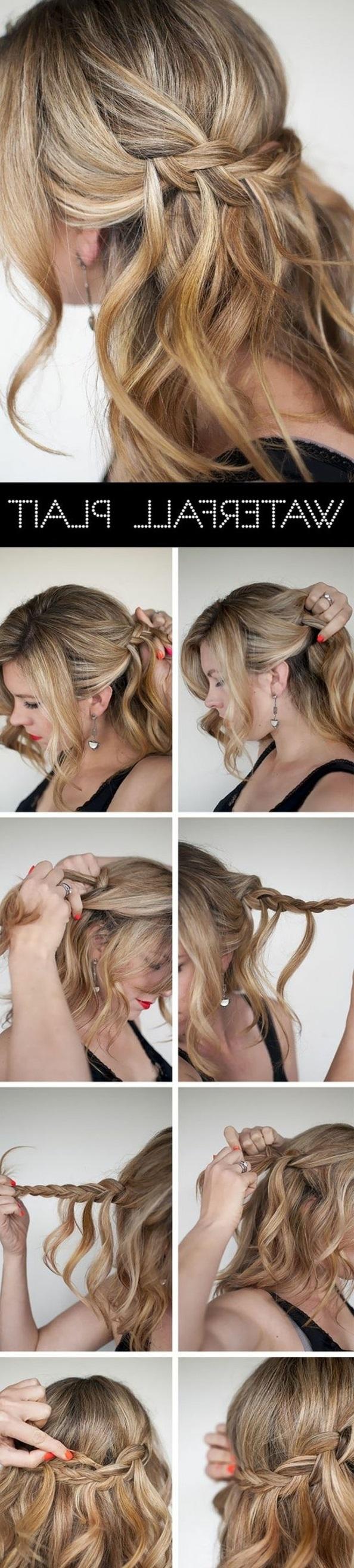 coiffure-de-mariée-comment-faire-une-jolie-chignon-cheveux-mi-longue