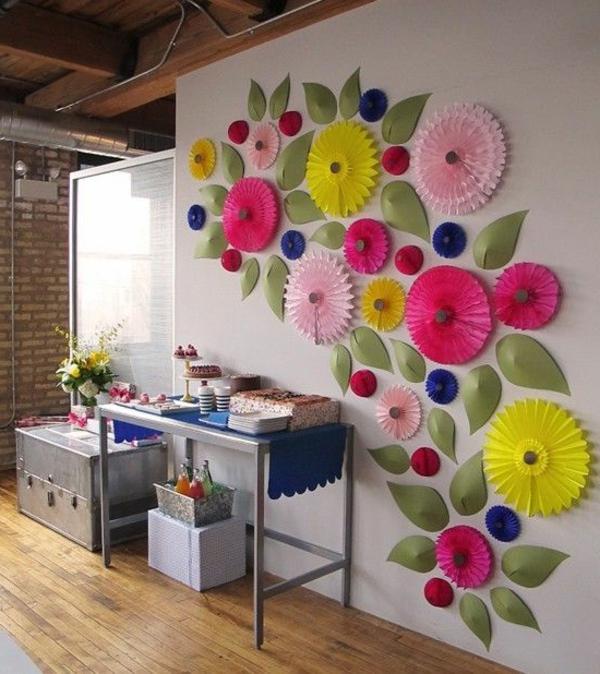 colleuse-papier-peint-diy-déco-de-mur-fleurs
