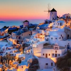 Couche de soleil sur la mer - les destinations les plus belles du Monde