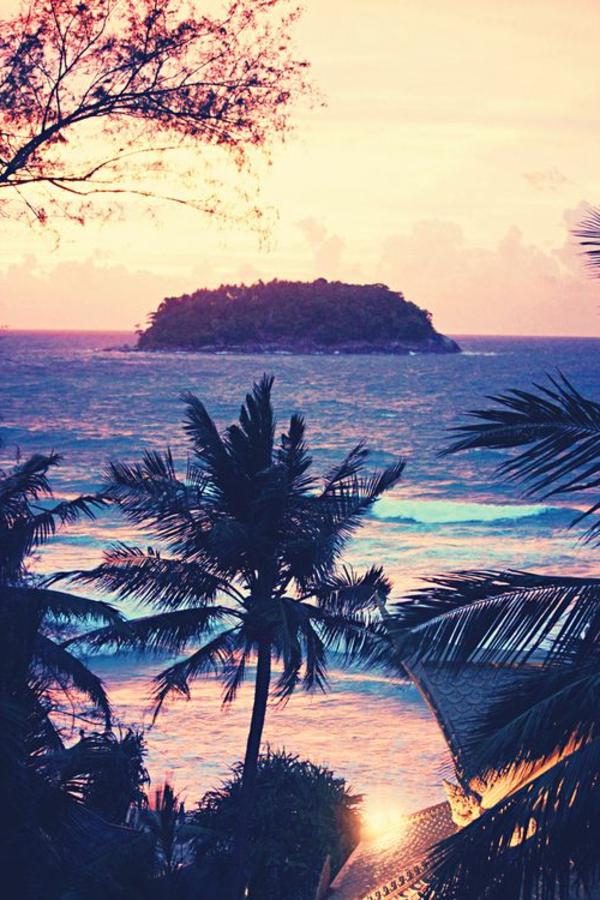 couche-de-soleil-plage