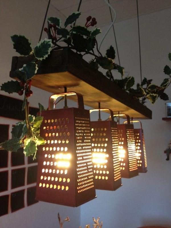 cuisine-lampe-décorative