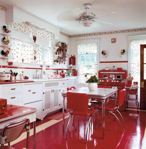 mettez un meuble rouge pour enrichir l int rieur. Black Bedroom Furniture Sets. Home Design Ideas