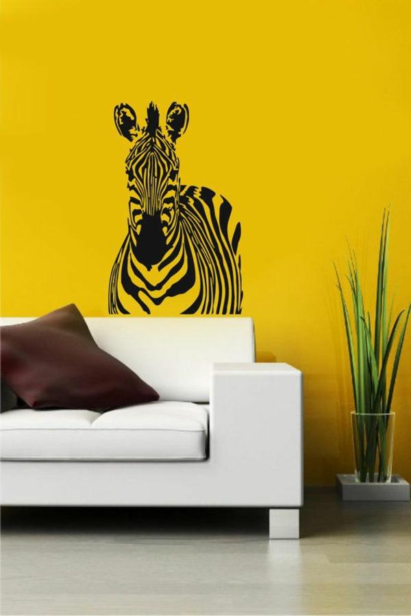 déco-animal-mural-intéressant