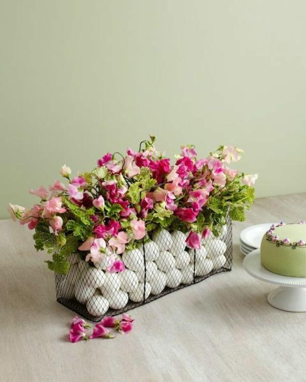 décoration-fleurs-cailloux