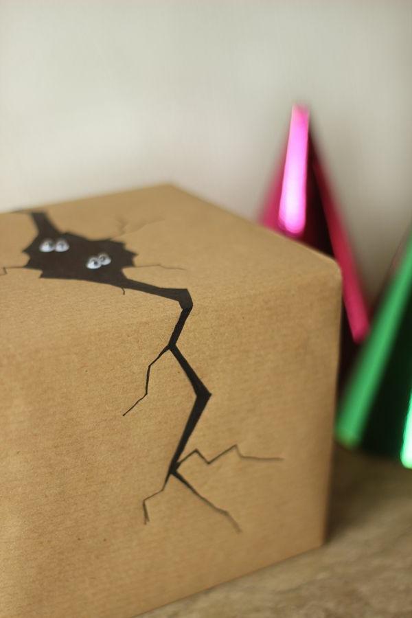 64 id es d 39 emballage cadeau original. Black Bedroom Furniture Sets. Home Design Ideas