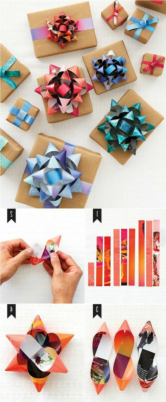 emballer-des-cadeaux-en-papier-original-diy-bow