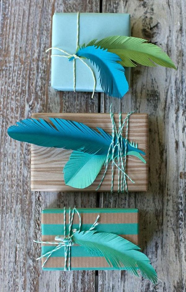 emballer-des-cadeaux-en-papier-original-plumes