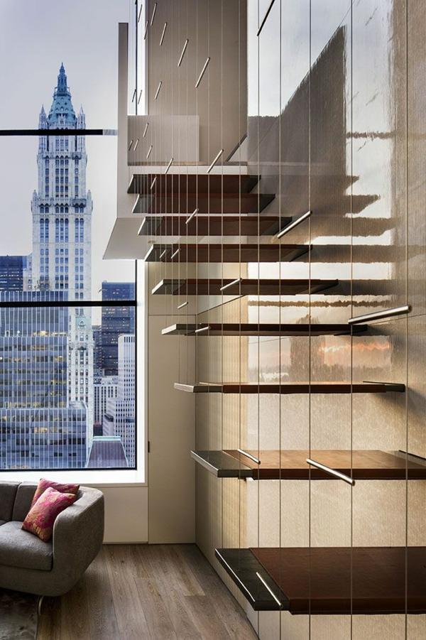escalier-loft-appartement-fantastique-avec-un-escalier-unique